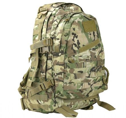 Kombat UK 45L Special Ops Pack Multi-Terrain Camouflage BTP